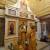Видео: освящение храма в честь блаженной Матроны Московской в селе Присно