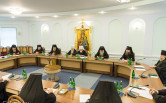 Епископ Софроний принял участие в  заседании Синода Белорусской Православной Церкви