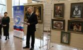 Выставка «Венценосная Семья. Путь Любви» продолжает свою работу в г.Минске