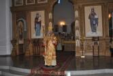 Служение епископа Софрония в Неделю 28-ю по Пятидесятнице