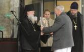 Епископ Софроний принял участие в  церемонии открытия нового операционного корпуса Могилевского областного онкодиспасера