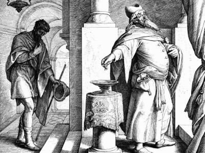 Подготовка к Великому Посту. Неделя о мытаре и фарисее