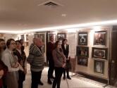 В музее минского Храма-памятника Всех святых состоялась встреча, посвященная предстоящему открытию выставки «Венценосная Семья. Путь Любви»