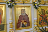 Праздник в честь преподобного Серафима Саровского в Могилеве