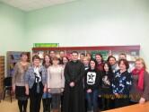 Духовная беседа в Крещенский сочельник в Черикове