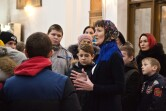 Духовные беседы и просветительские экскурсии для школьников в Спасском соборе
