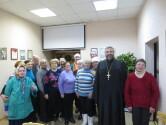 Святочные встречи в Могилевском центре реабилитации инвалидов по зрению