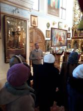 Тематический семинар для педагогов прошел в Свято-Никольском монастыре