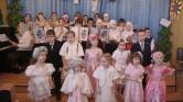 Видео: Рождественский праздник в воскресной школе Трехсвятительского собора. 2018 год
