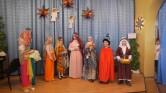 Рождественский праздник в воскресной школе Трехсвятительского собора