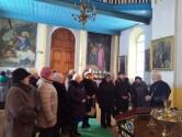 Для ветеранов труда и войны г.Климович было проведено духовно-просветительское занятие