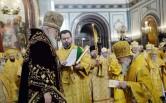 Поздравляем Его Высокопреосвященство! Владыка Софроний возведен в сан архиепископа. Аксиос!