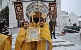 Праздник в Могилеве в честь трех вселенских святителей