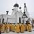 Видео: Престольный праздник в Трехсвятительском соборе г.Могилева, 12.02.2018г.