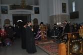 Архиерейское богослужение во вторник первой седмицы Великого поста