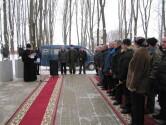Протоиерей Николай Жук в городе Черикове участвовал в  митинге-реквиеме, посвященном памяти воинов Афганской войны