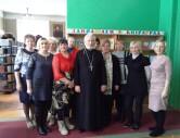 Благочинный Климовичского церковного округа принял участие в мероприятии «100 часов счастья»