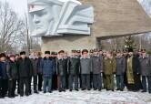 Отец Сергий Лобода принял участие в перезахоронении останков неизвестного солдата