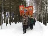 В Могилеве прошел крестный ход против абортов