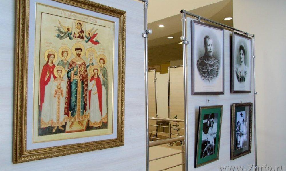 """Священник из Рязани рассказывает о могилевской выставке  """"Венценосная Семья. Путь Любви"""""""