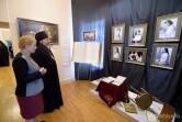Выставка  «Венценосная Семья. Путь Любви» начала работу в Гомеле
