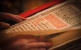 Архиепископ Могилевский и Мстиславский Софроний совершил утреню Великой Пятницы с чтением 12 Евангелий