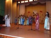 Детский Пасхальный концерт в Кричеве