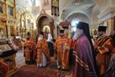 Пасхальный визит в Свято-Никольский женский монастырь