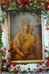 Праздничное богослужение в храме Белыничской иконы Божией Матери