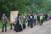 Многодневный крестный ход. 17 июля в Екатеринбурге завершится молитвенное шествие, начатое в 2017 году из Могилева