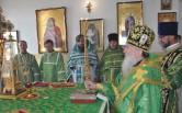 Архипастырский визит в Мстиславское благочиние