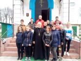 Сотрудничество  Климовичского благочиния и БРСМ