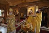 Престольный праздник в Свято-Владимирском храме поселка Межисетки