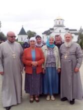 Из Чаус была организована паломническая поездка в Вознесенский Барколабовский женский монастырь