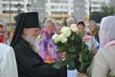 Престольный праздник в Спасо-Преображенском кафедральном соборе г.Могилева