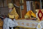 Неделя 13-я по Пятидесятнице. Архиерейское служение