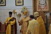 Архиерейское служение в день пророка Илии