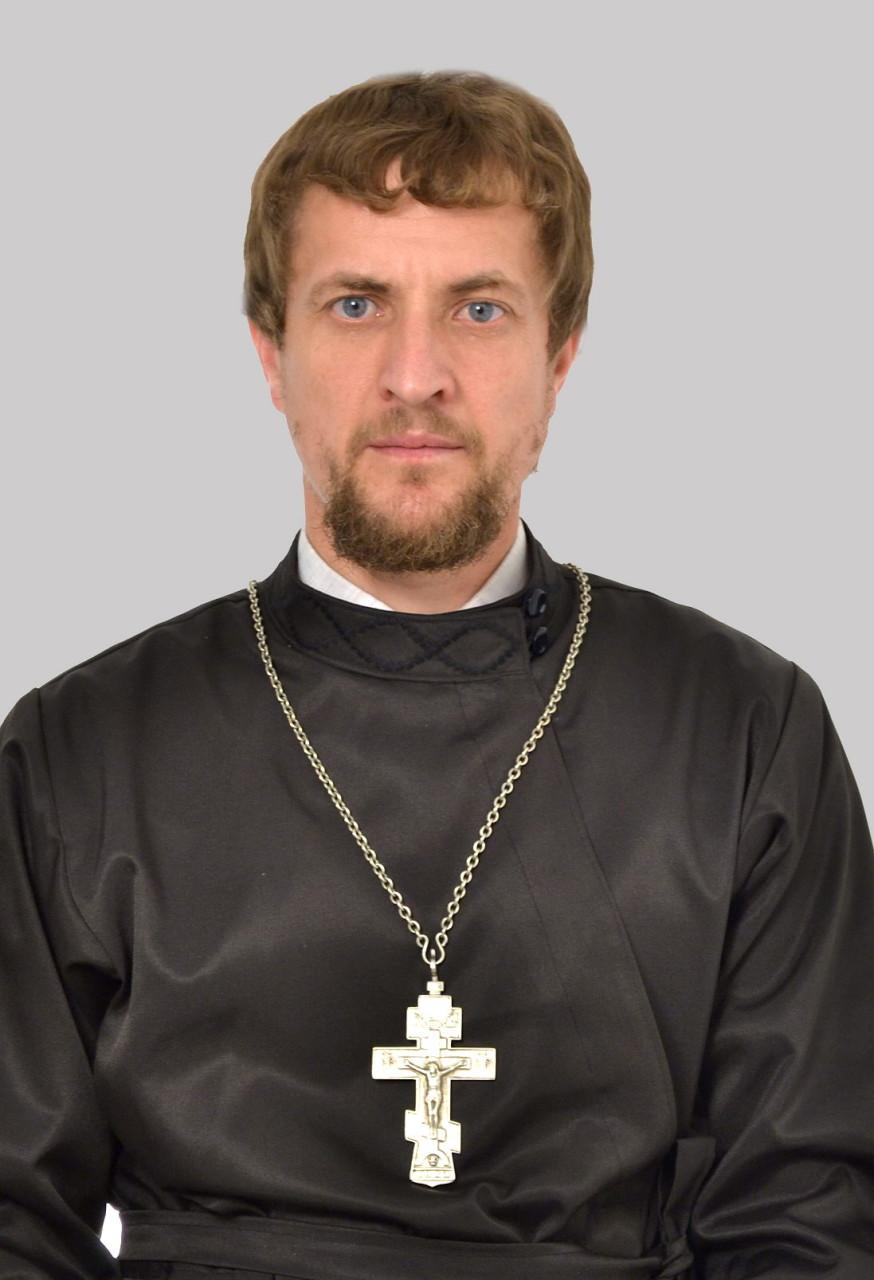 Шапуркин Виктор Владимирович — иерей
