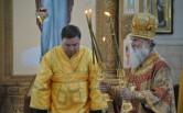 Архиерейское служение в Неделю 14-ю по Пятидесятнице