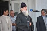 Архиепископ Софроний 1 сентября посетил Горецкую сельскохозяйственную академию