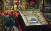 В день памяти Усекновения главы Иоанна Предтечи архиепископ Софроний совершил Литургию в Никольском монастыре