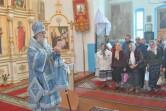 Архиерейское богослужение  в праздник Рождества Богородицы