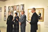 В Бобруйске открылась выставка о Царственных страстотерпцах, подготовленная Могилевской епархией