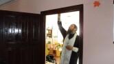 В Мстиславле священник освятил новые кабинеты и благословил детей-инвалидов на новый учебный год