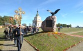 Архиепископ Софроний принял участие в торжествах, посвященных 310-летию победы под Лесной