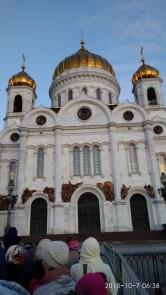 Кричевляне побывали в паломничестве по святым местам России