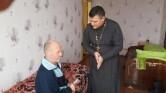 В Костюковичском районе священник посетил отделение круглосуточного пребывания инвалидов и лиц пожилого возраста