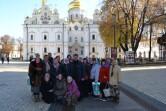 Прихожане Покровского храма города Кричева побывали в паломнической поездке по Украине