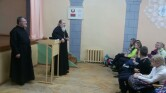 О грехе сквернословия беседовали со школьниками в Чаусском районе
