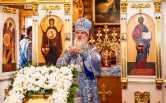 Архиерейское богослужение в праздник Казанской иконы Божией Матери. 10-летие освящения Казанского храма в Могилеве